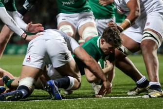 Foley Try Seals Unforgettable Cork Debut For Ireland Under-20s