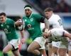 Head-To-Head: Ireland v England