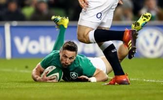 Ireland Fail To Fire As Four-Try England Emerge Triumphant
