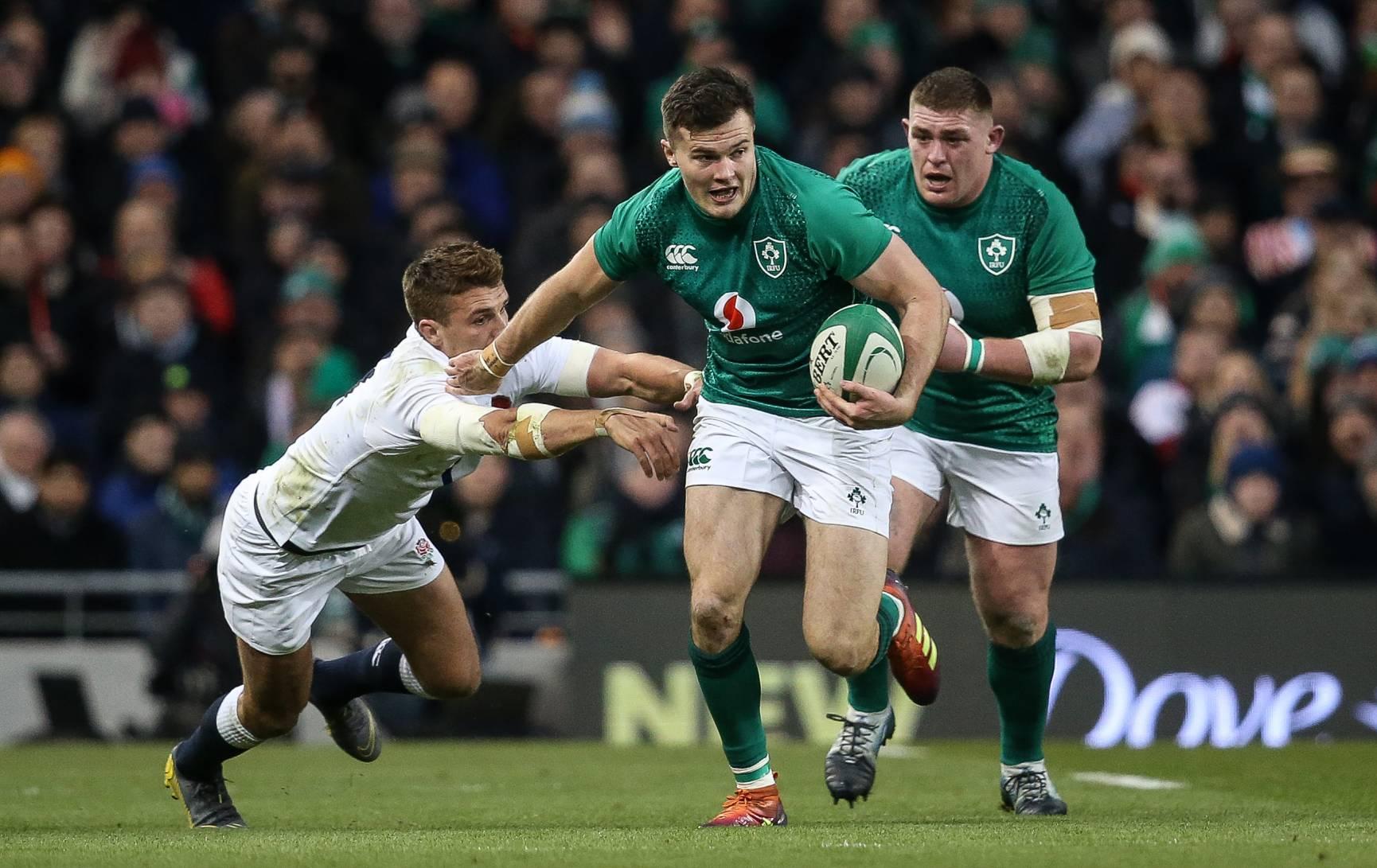 cd75ef676fb Irish Rugby | Ireland v England – As It Happened