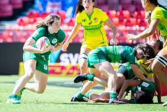 Ireland Women Finish Fourth At Sydney Sevens