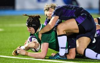 Two Late Changes For Ireland Women