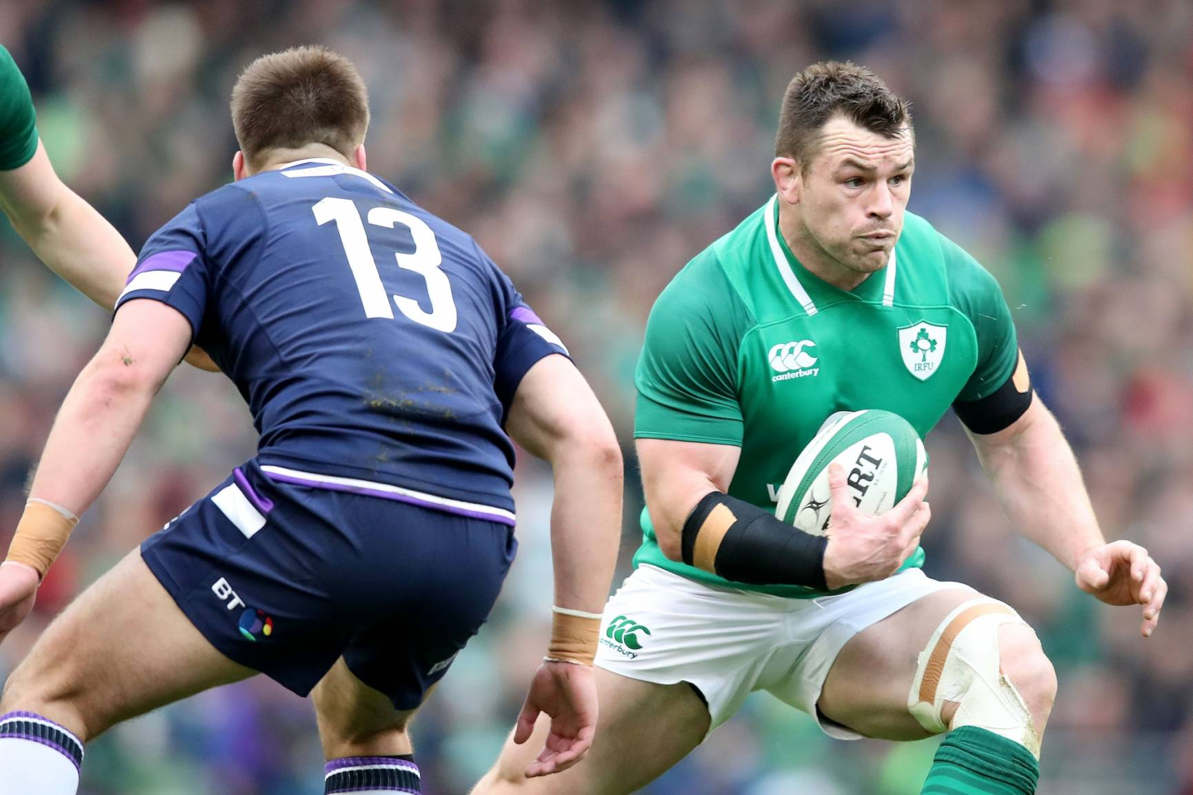 22f24917885 Irish Rugby | Guinness Six Nations Preview: Scotland v Ireland