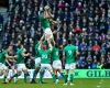 Ireland's Dogged Display Sees Off Scottish Challenge