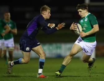 Irish Rugby TV: Scotland Under-20s v Ireland Under-20s Highlights