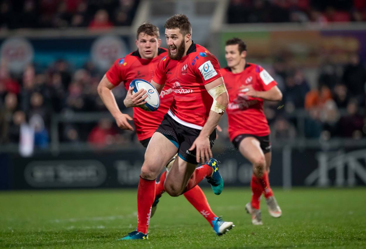 Ulster Milestone For McCloskey As Henderson Returns From Injury