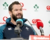Ireland Rugby Press Conference, Aviva Stadium, Dublin 15/2/2019 Defence Coach Andy Farrell Mandatory Credit ©INPHO/Tommy Dickson