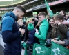 Ireland Open Training Session With Henshaw And Flannery