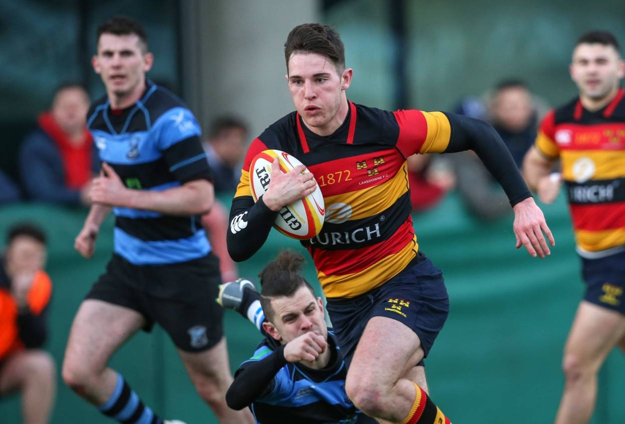 Irish Rugby | All-Ireland League: Results Round-Up