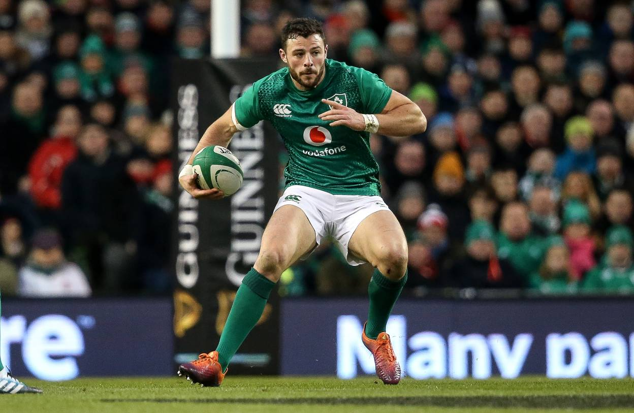 Robbie Henshaw Signs IRFU Contract Extension To 2022