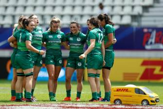 Ireland Women To Face Newcomers Brazil At USA Sevens