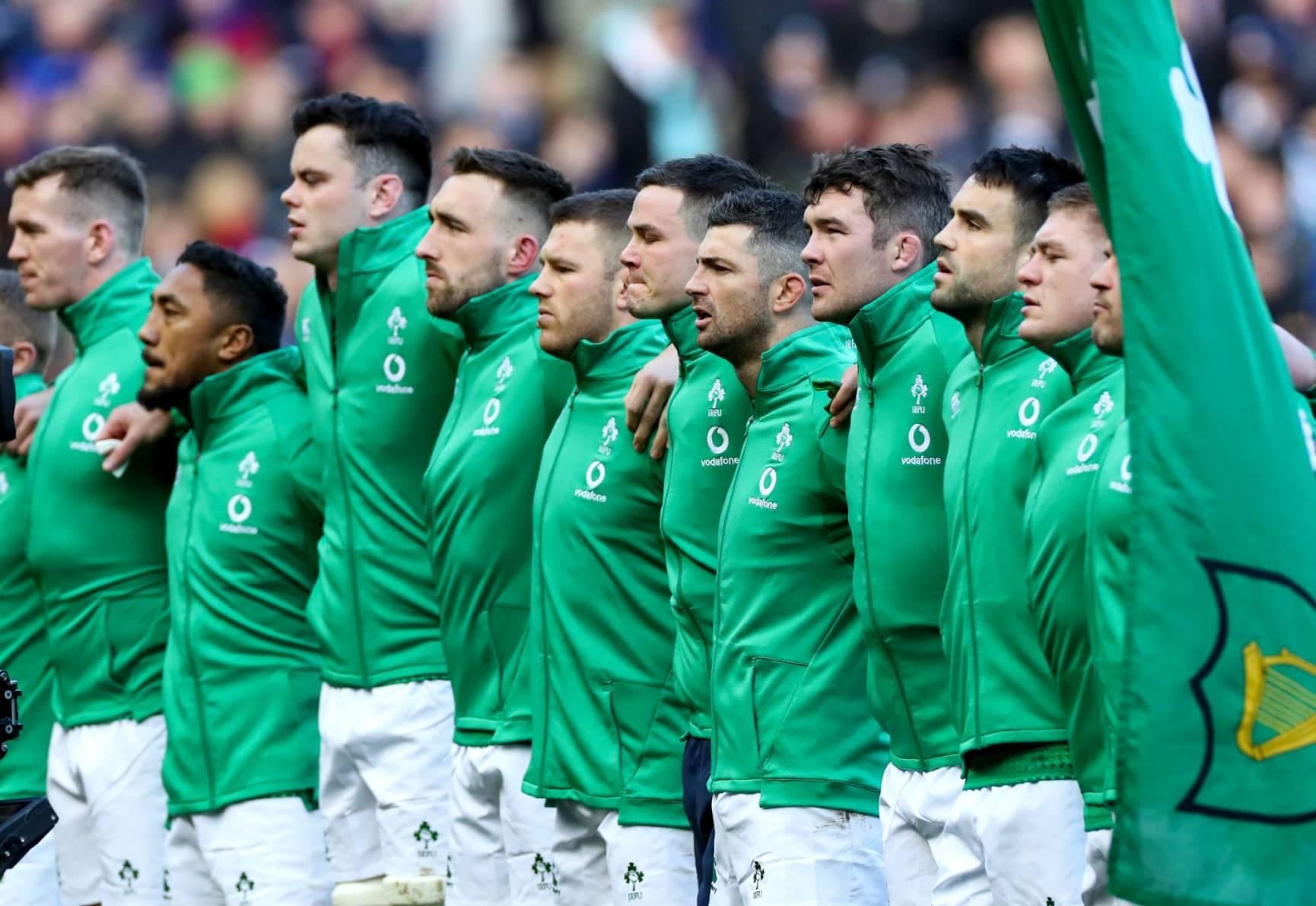 a3c0852874 Irish Rugby | Ireland v France