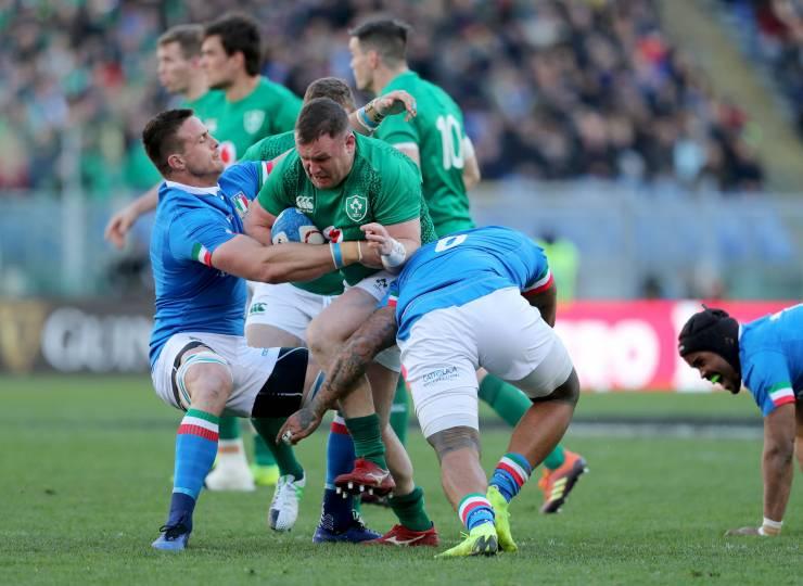 Irish Rugby TV: 'We Had To Dig In' – Kilcoyne