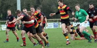 All-Ireland League Division 2B: Round 13 Review