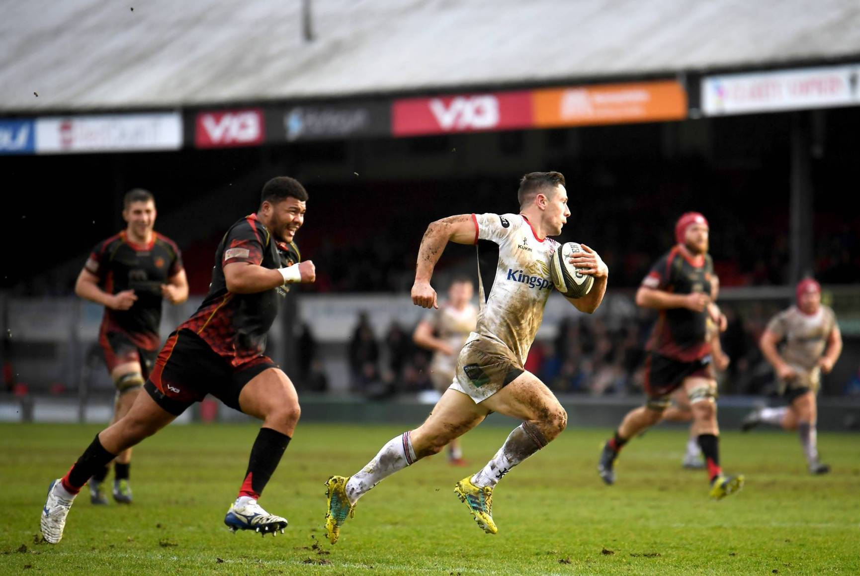 Ulster Keep Pressure On Play-Off Rivals With Bonus Point Success