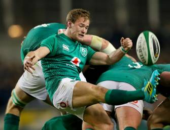 Extended Ireland Squad Announced For France Game