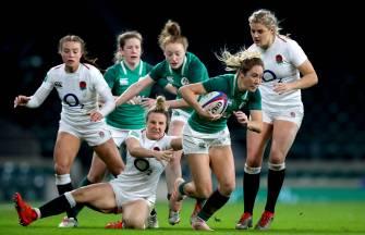 Ireland Women Take Positives From Three-Try Twickenham Performance