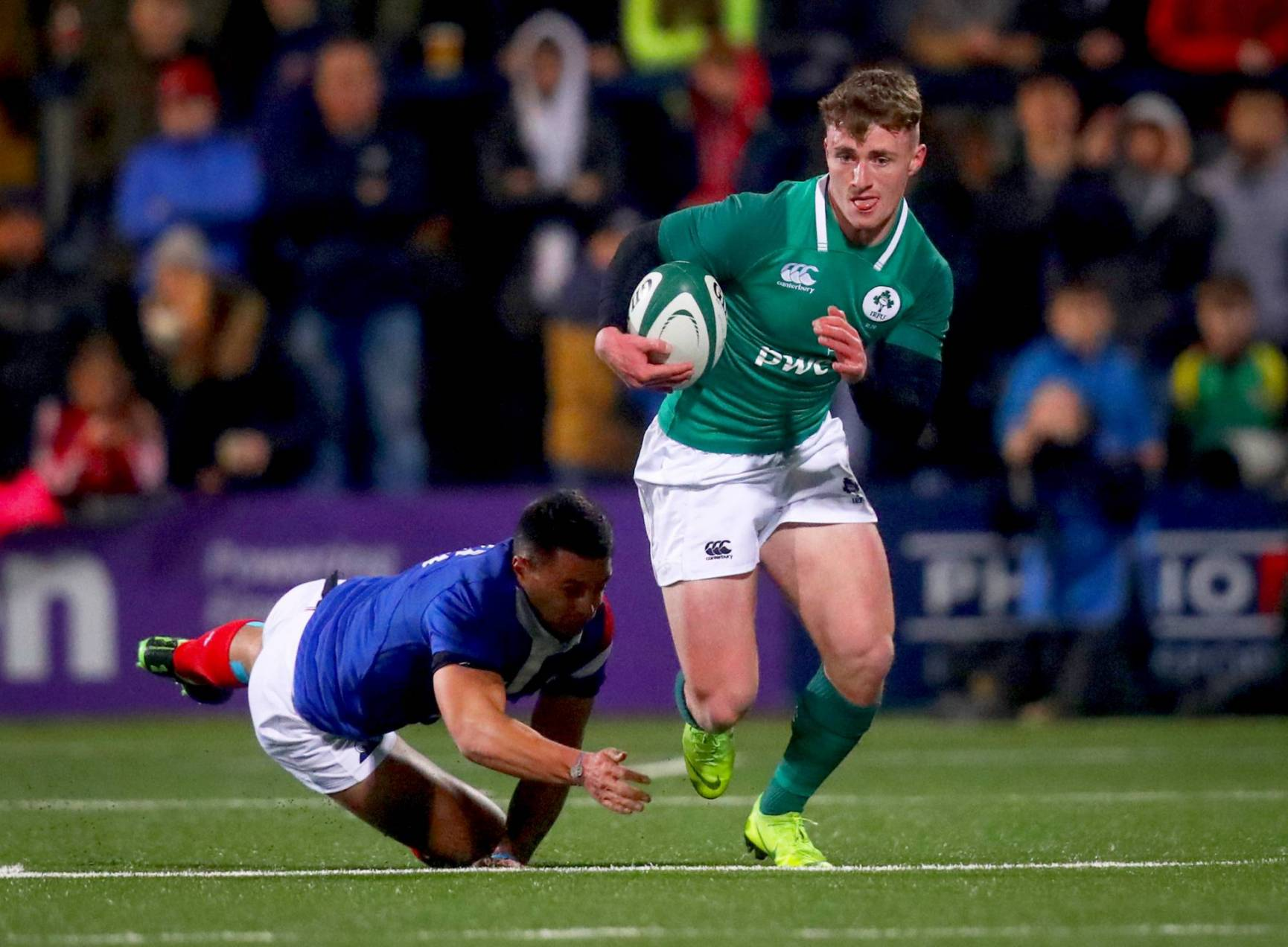 Ireland Under-20s Dethrone France To Guarantee Six Nations Title Win
