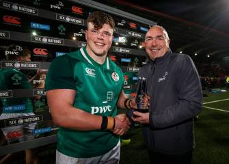 Ireland Under-20s Make It Four Wins Out Of Four Against France