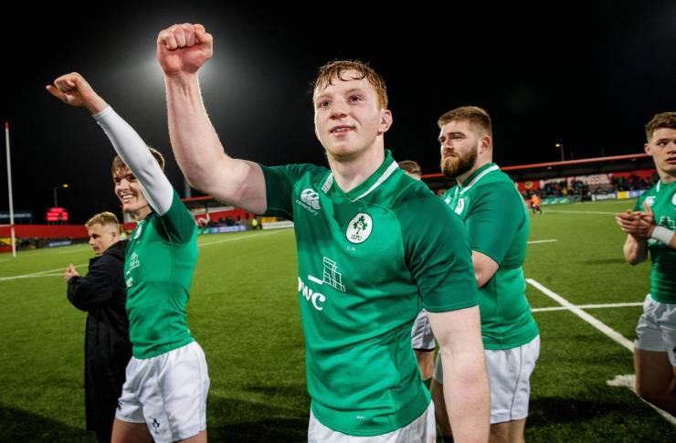 Irish Rugby TV: Ireland U-20s v France U-20s – Tunnel Cam