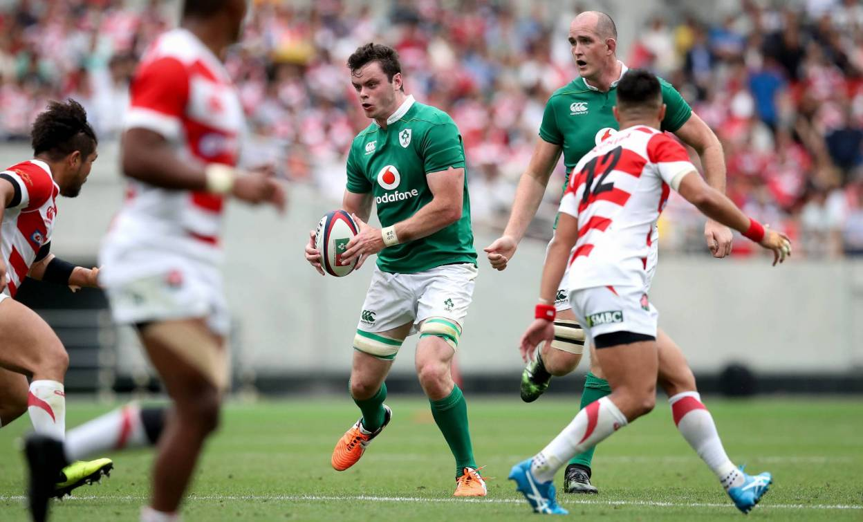 Ireland Team Camps Confirmed For RWC 2019