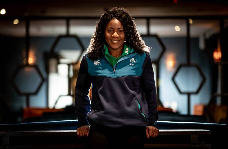 Djougang 'Loving Every Second' Of Her Ireland Rise