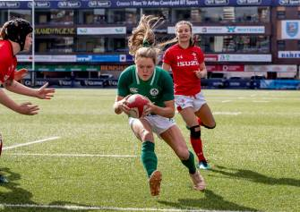 Frustrating Finish For Ireland Women Against Four-Try Wales