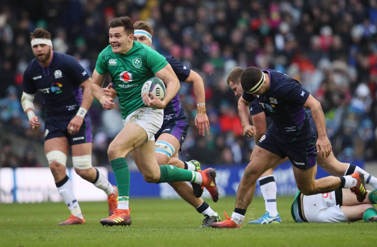 Ireland Will Kick Off 2020 Six Nations With Back-To-Back Home Games
