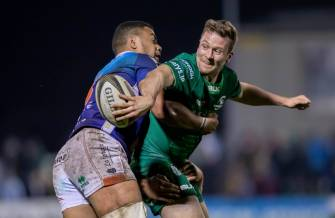 Carty Becomes Connacht's Record Points Scorer With Classy Cameo