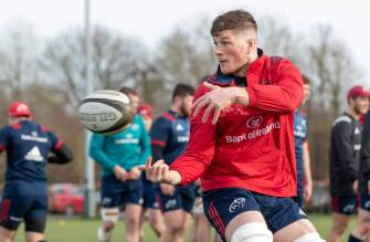Carbery And O'Donoghue To Start For Munster In Crunch Murrayfield Clash