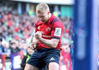 Two-Try Earls Shoots Munster Through To Third Straight European Semi-Final