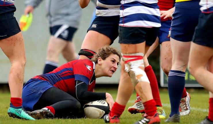 Irish Rugby TV: 2019 Women's All-Ireland Cup Final Highlights