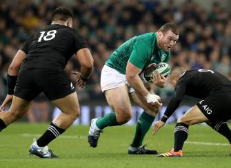 Jack McGrath To Join Ulster From 2019/20 Season