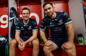 Jack Carty Nominated For Three Connacht Rugby Awards