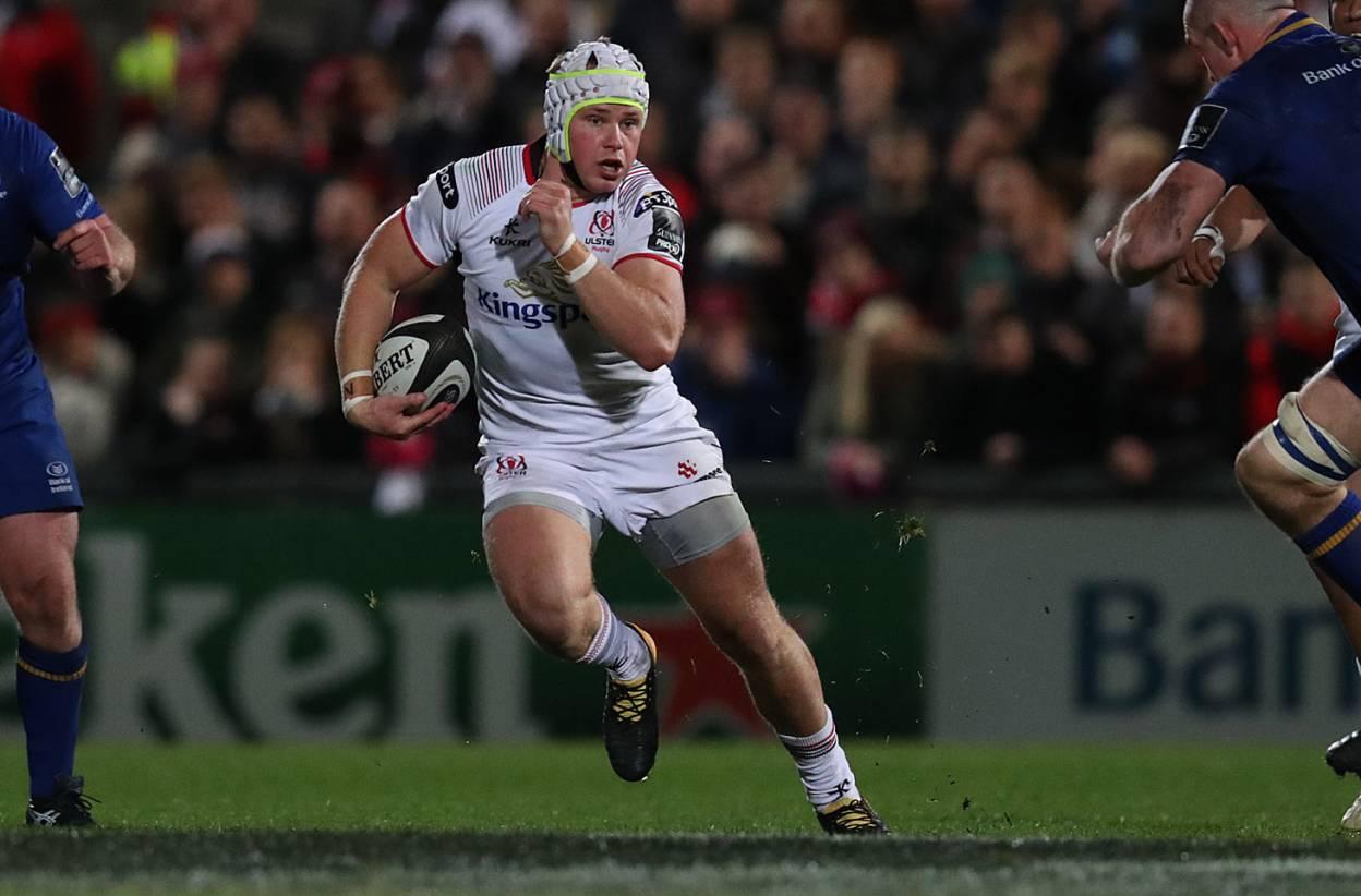 Irish Rugby | Luke Marshall Set For First Start In Ten Months