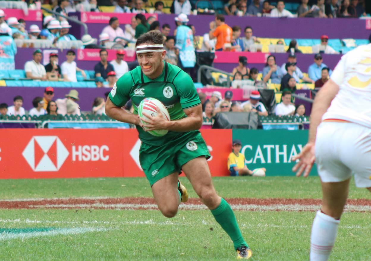 Ireland Men's 7s Reach Final Of World Series Qualifier in Hong Kong