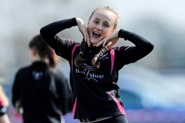 Irish Rugby TV: Aviva Minis U-10 & U-12 Girls Festival
