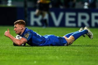Frawley's Try Cancelled Out As Leinster Held To Draw By Benetton