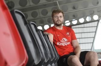Henderson Returns To Captain Ulster Against Conference Rivals Edinburgh