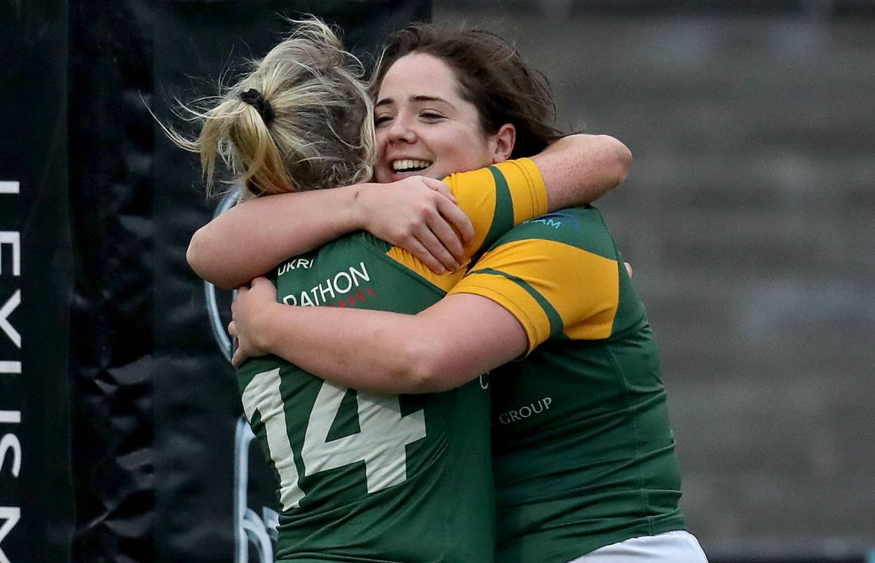 Women's All-Ireland League Semi-Finals: Results and Highlights