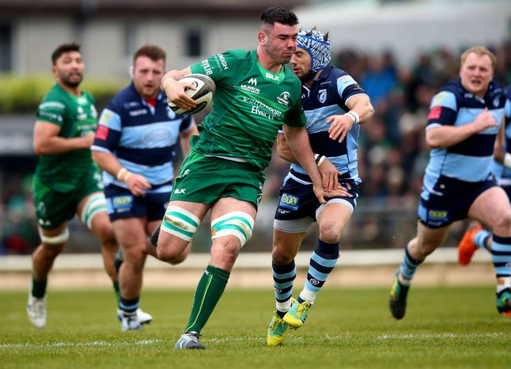 Connacht Book Champions Cup Berth With Thrilling Win Over Blues