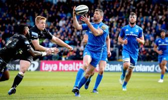 Kearneys' Four-Try Salvo Is Not Enough As Leinster Lose To Glasgow