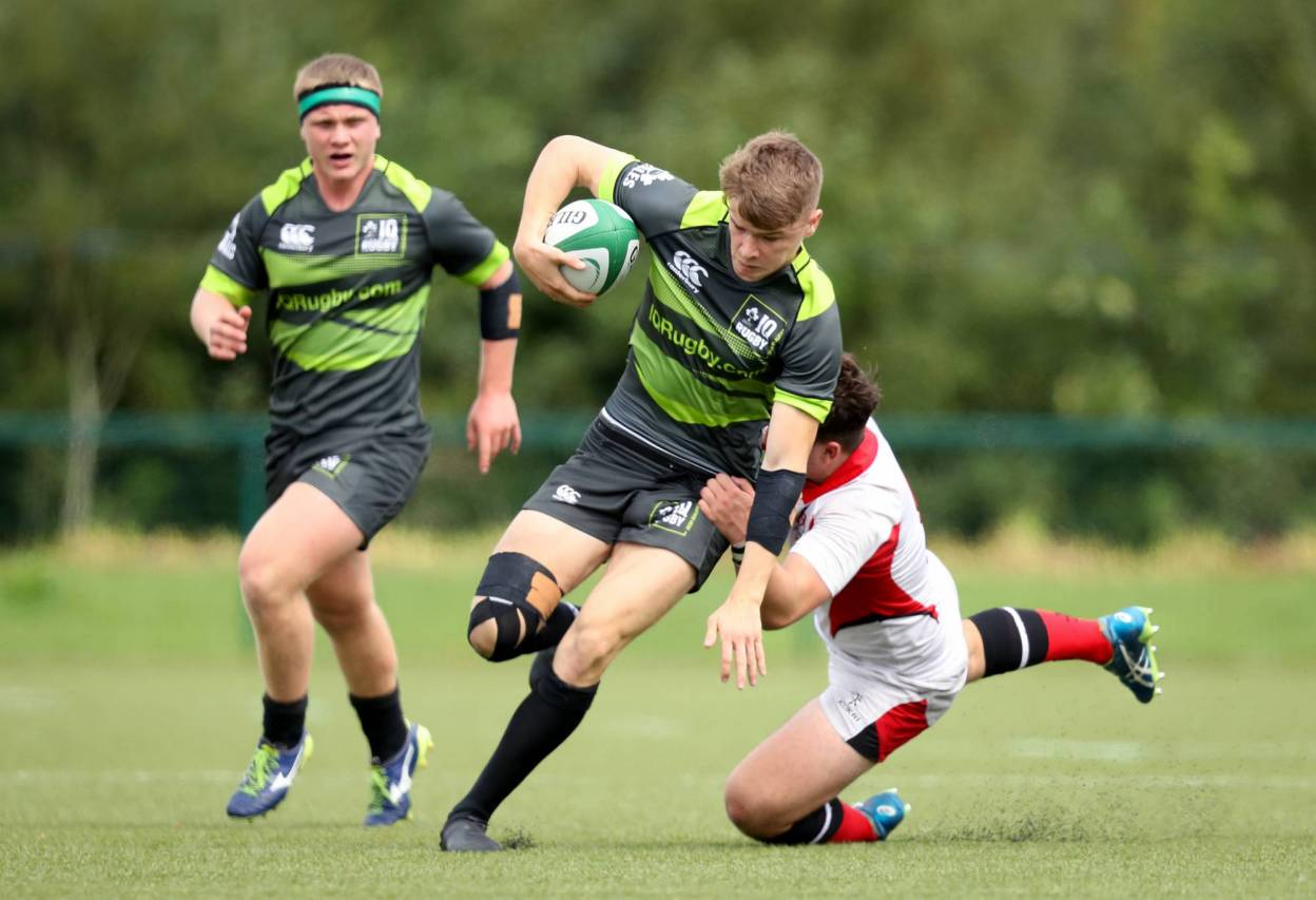 Ireland U-18 Clubs & Schools Squad Confirmed For England Clashes