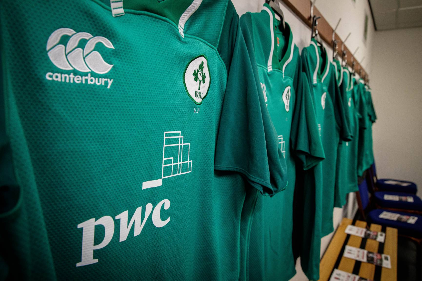 Ireland U-18 Clubs & Schools Side Enjoy Four-Try Win Over England