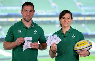 Aviva Mini Rugby National Festival Draw Takes Place