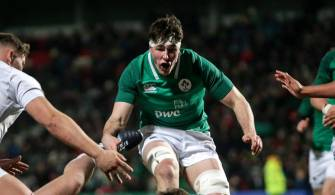 McCann To Captain Much-Changed Ireland Under-19 Team