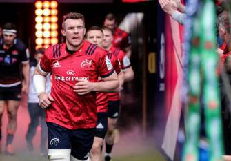 O'Mahony Leads Munster On His 50th Champions Cup Appearance