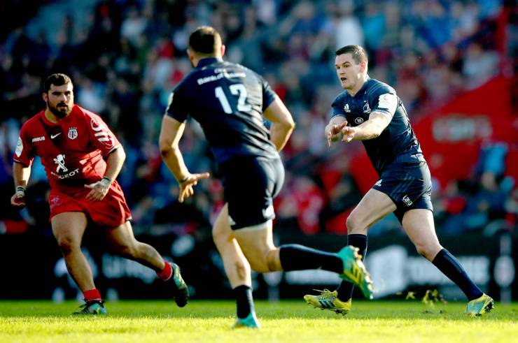 Fit-Again Trio Boost Leinster's Selection For Semi-Final