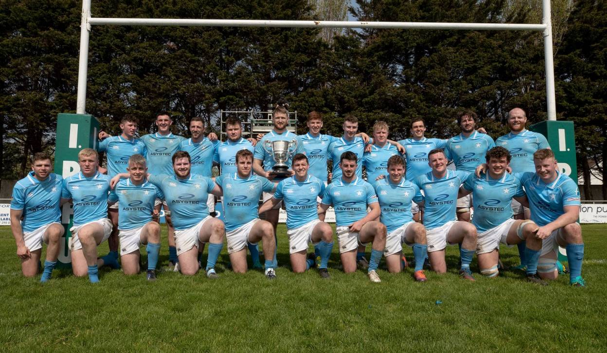 Garryowen Outgun Gallant Armagh To Win Second Bateman Cup