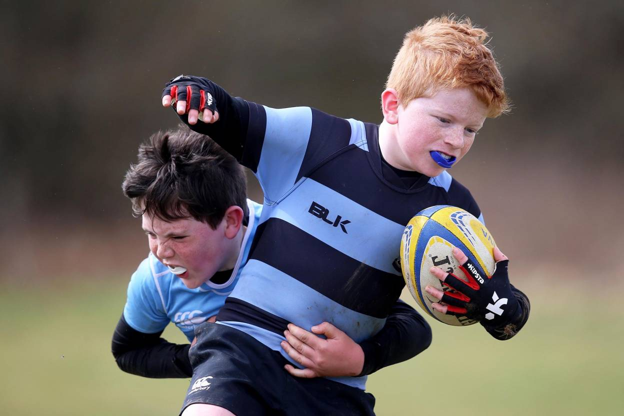 'Volunteers Are The Core Of This Club' – How Shannon RFC Bring 1,200 Underage Players Together